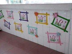 楼梯墙壁装饰画 最后更新:2015-01-20 幼儿园楼道墙面布置图片 最后更图片