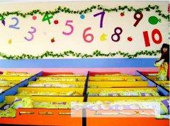 幼儿园休息室布置图片:安静森林_教室布置网图片
