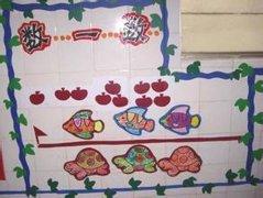 数学角_教室布置图片_班级布置图片图片