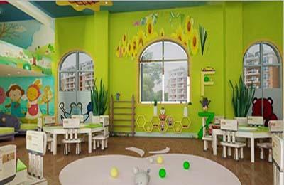 幼儿园教室布置(4张)