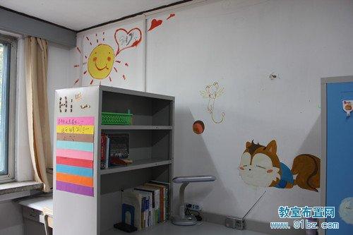 有创意的大一教室环境设计