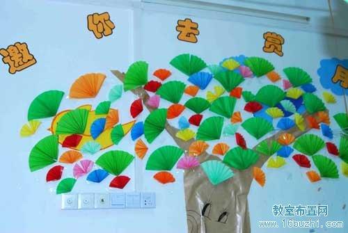 主页 幼儿园教室布置 幼儿园主题墙布置图片 幼儿园中秋节布置  中秋