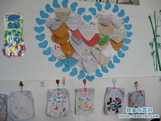 徐家渡中心森林展班级文化建设小学制作活动-展板附属幼儿园小学图片