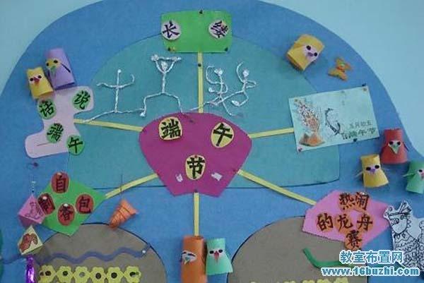 托班秋天教室吊饰幼儿园教室布置吊饰幼儿园教室