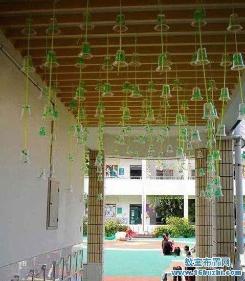 幼儿园手工杯子吊饰设计