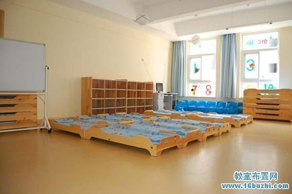 幼儿园生活环境布置图片:午睡室_第7页_乐乐简笔画