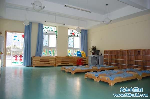 幼儿园休息室设计图片
