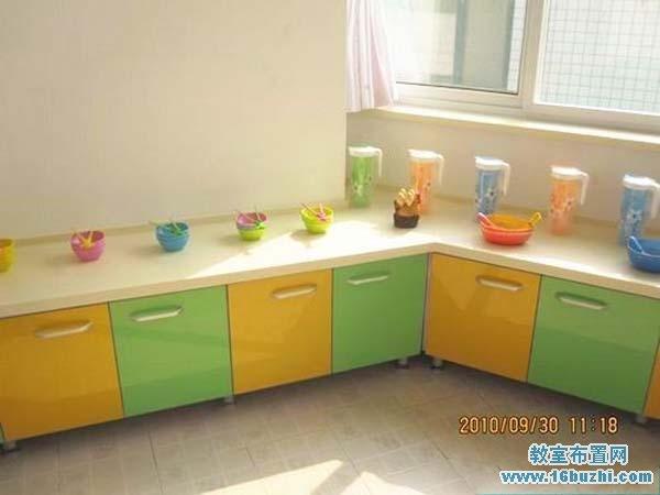 幼儿园教室布置 幼儿园食堂设计