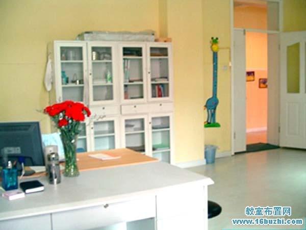幼儿园保健室环境布置图片