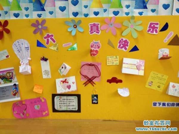 幼儿园教室墙设计图片大全展示图片