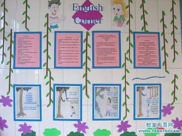 班级学习园地布置内容|班级学习园地布置版面设计