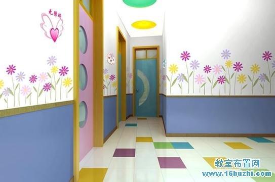幼儿园洗手间装饰设计图片