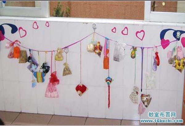 幼儿园端午节装扮布置图片