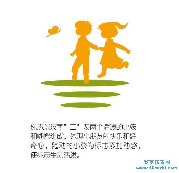 幼儿园标志设计和含义解释