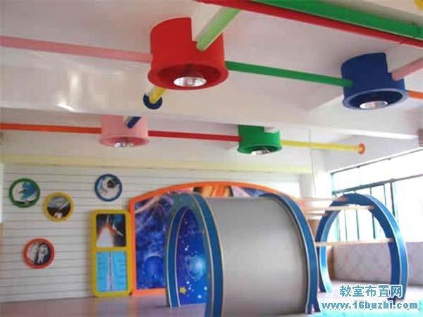 幼儿园科学发现室设计布置图片