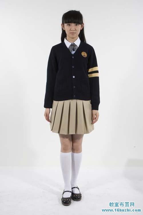 日本女高中生校服设计图片