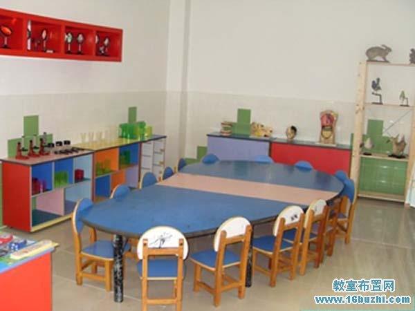 幼儿园科学发现室环境创设图片
