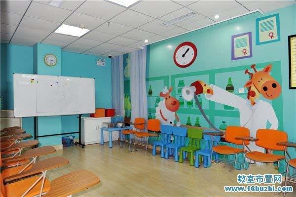 幼儿园保健室卡通门牌设计图片