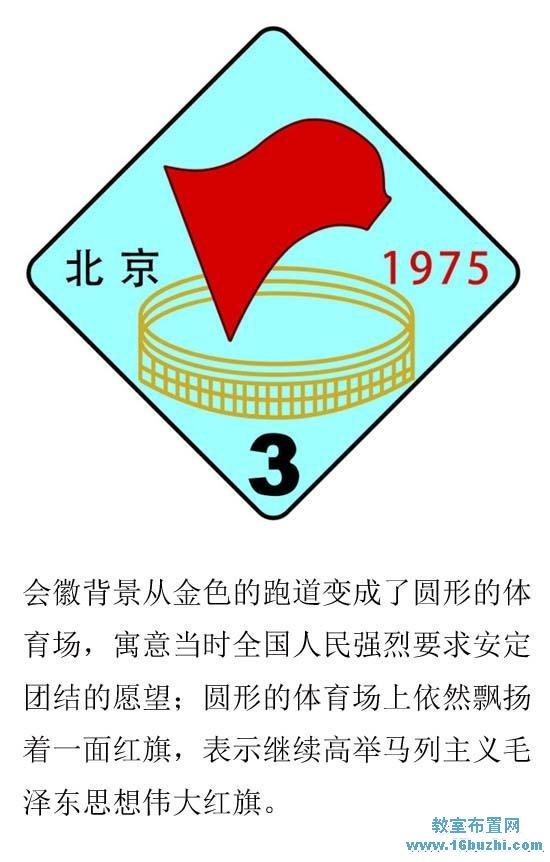 三届全运会会标logo设计图片