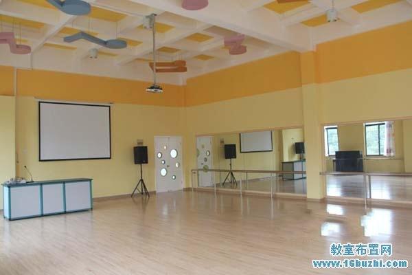 公立幼儿园舞蹈室设计图片图片